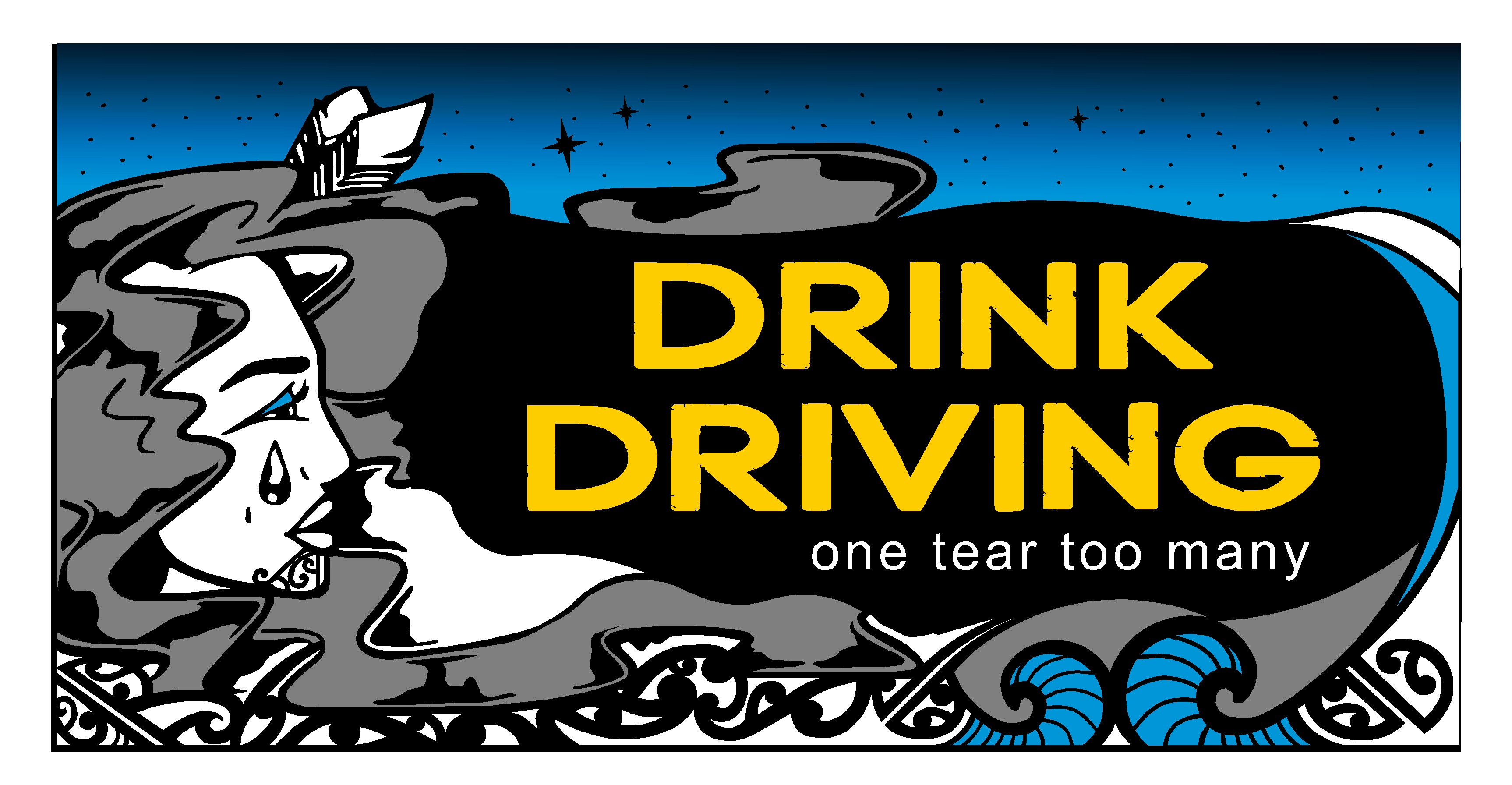 One Tear - drinkdrive image